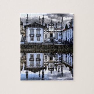 Mateus palace in Vila Real Jigsaw Puzzle