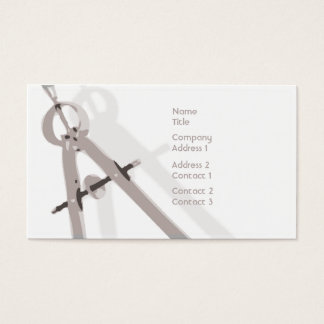 Math - Business Business Card