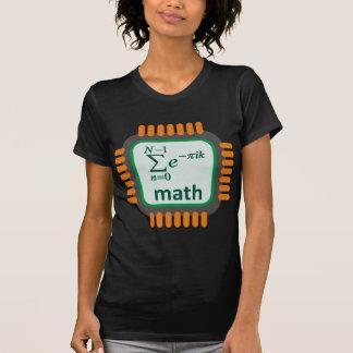 Math Computer Chip T-Shirt