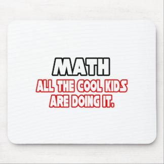 Math...Cool Kids Mouse Pad