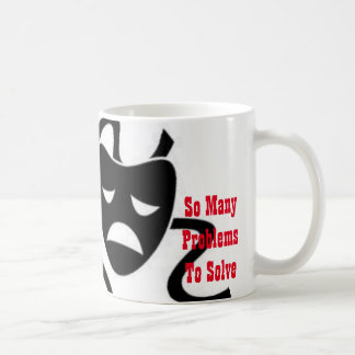 Math Drama Coffee Mug