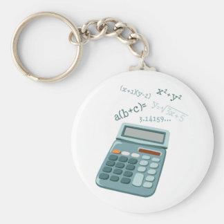 Math Equations Keychain