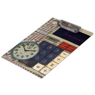 Math Financial Advisor accountant calculator Clipboard