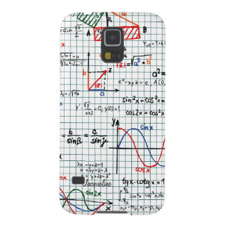 Math Formulas Numbers Samsung Galaxy Nexus Case