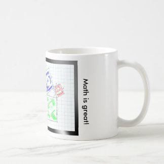Math is great! - The theorem OF Pythagoras Coffee Mug