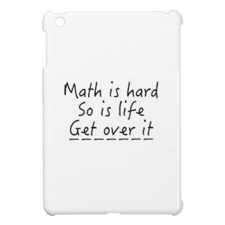Math Is Hard iPad Mini Cases