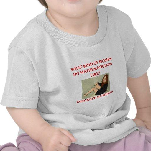 math joke shirts