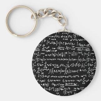 Math Keychain