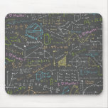 Math Lessons Mouse Pad