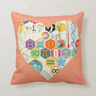 math love cushion