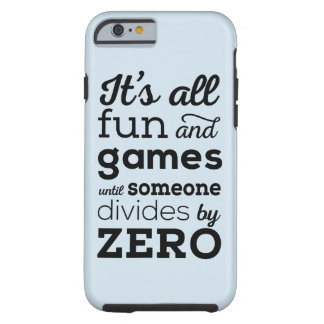 Math Nerd iPhone case