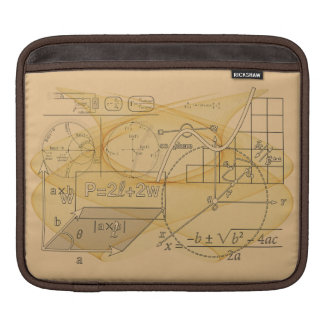 Math Physics Science Formulas, iPad Mini Sleeve