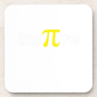 Math Pi Day Gift Shirt Math Lover Coaster
