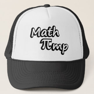 Math PImp Trucker Hat