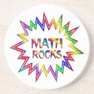 Math Rocks Coaster