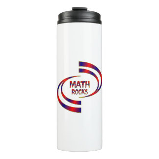 Math Rocks Thermal Tumbler