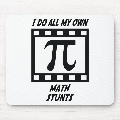 Math Stunts Mouse Mats
