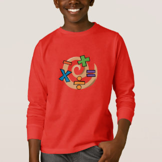Math Symbols T-Shirt