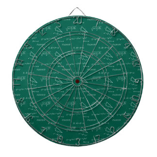 math teacher algebra geek dartboard