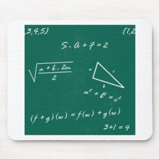 math teacher algebra geek mouse pad