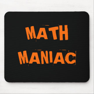 Math Teacher Gift - Funny Joke Nickname Mouse Pad