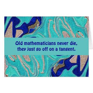 math teachers card