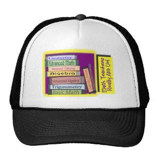 Math Teachers Really ADD UP Trucker Hat