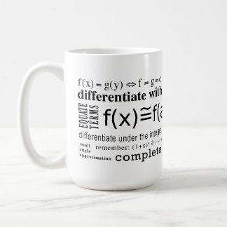 Math Tricks Coffee Mug