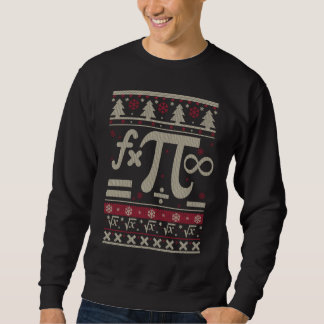 Math Ugly Christmas Sweatshirt