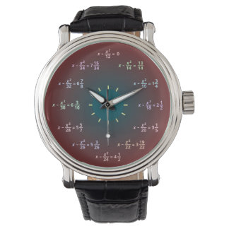 Math Watch (AM-PM)