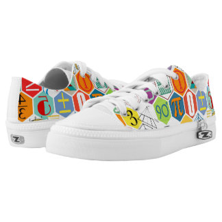 math (white) Low-Top sneakers