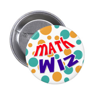 Math Wiz Button