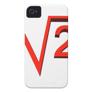 mathematic iPhone 4 case