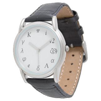 Mathematical Constants Watch