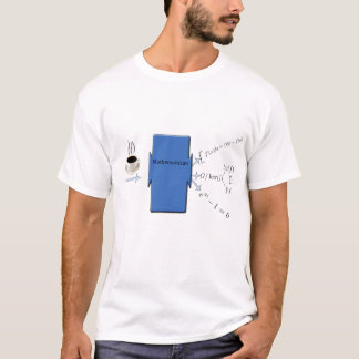 Mathematician machine (light) T-Shirt