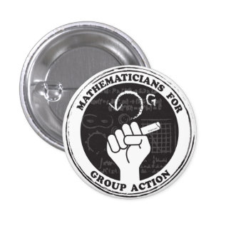 Mathematicians for Group Action Button