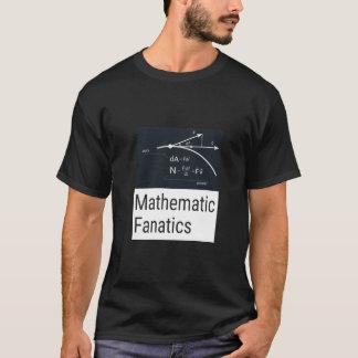 Mathematics fanatics t-shirt