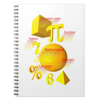 Mathematics Notebooks