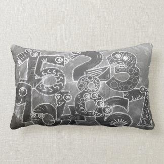 mathematics pillow