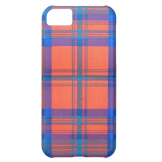 MATHESON SCOTTISH FAMILY TARTAN iPhone 5C CASE