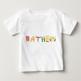 Mathew Baby T-Shirt