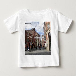 Mathew Street in Liverpool Baby T-Shirt