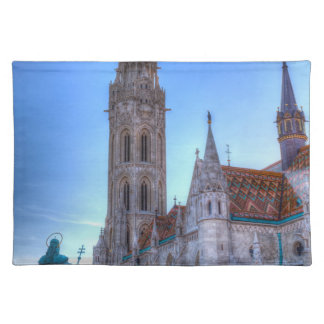 Mathias Church Budapest Placemat