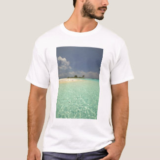 Mathidhoo Island, uninhabited, North Huvadhoo T-Shirt