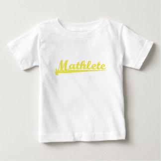 Mathlete Baby T-Shirt