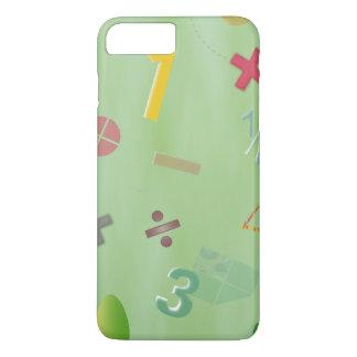 mathmatics numbers pattern iPhone 8 plus/7 plus case