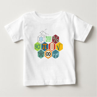 maths baby T-Shirt