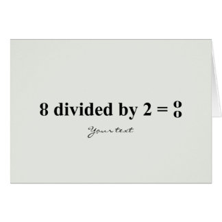 Maths Geek Card