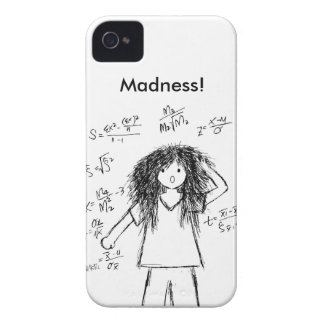 Maths Madness iPhone 4 Case
