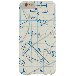 Maths pattern design for phone case